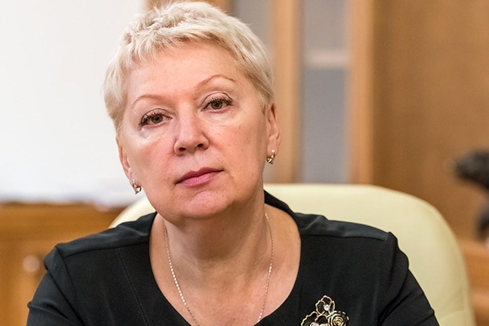 Ольга Васильева больше всего в людях ценит порядочность