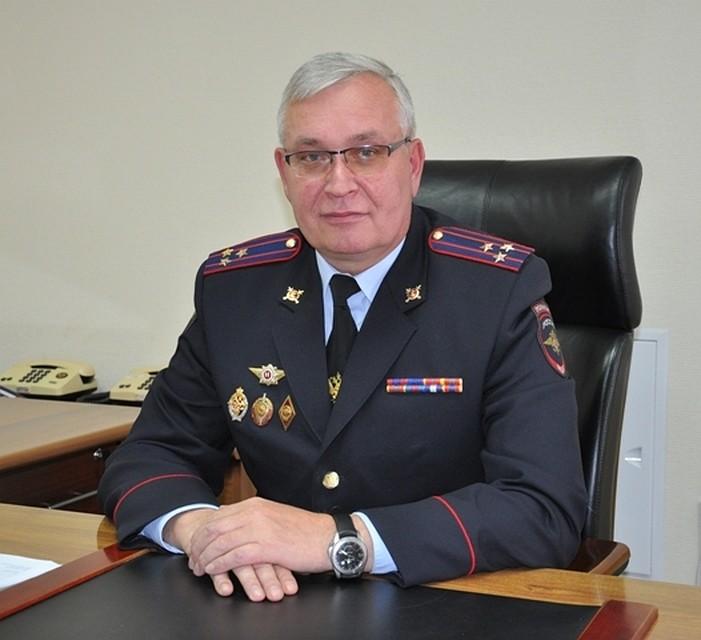 Генерал умвд по смоленской области отказал в приеме