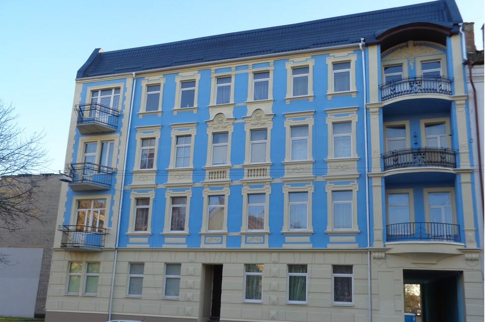 Дом после капитального ремонта в Калининградской области.