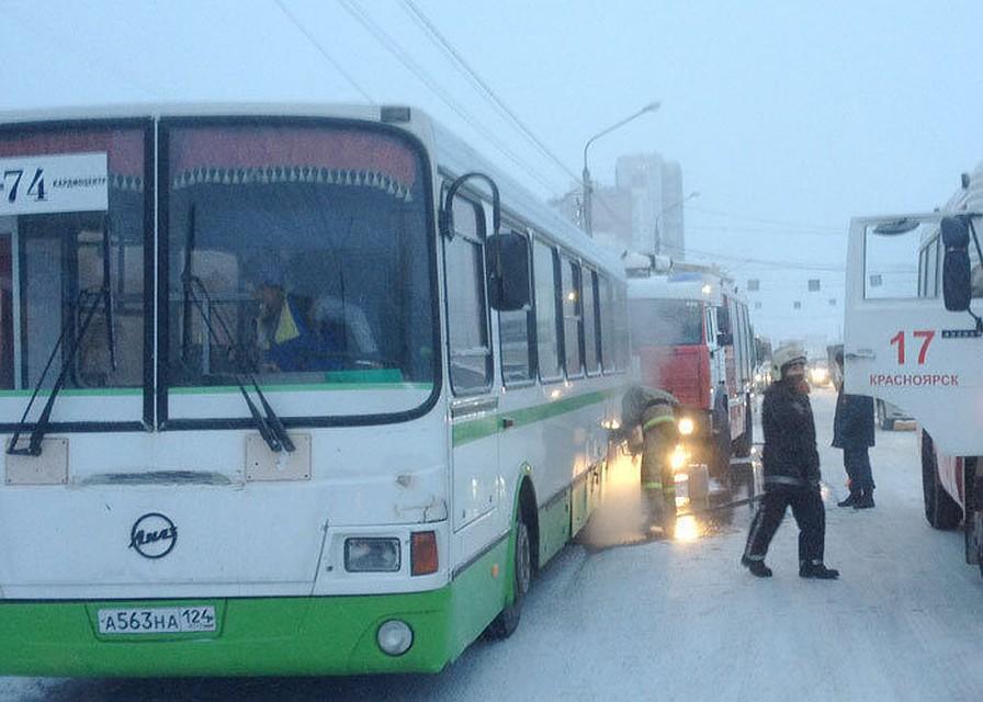 малышка 74 маршрут красноярск где горячие
