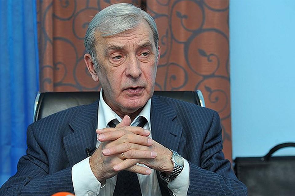 Психиатр Михаил Виноградов