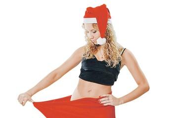 Новый год близко: Что бы такого съесть, чтобы похудеть?..