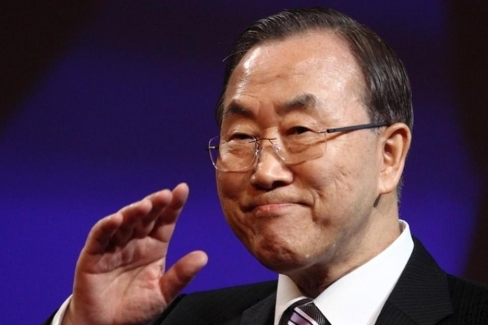 Пан Ги Мун добывает последние дни на посту генерального секретаря ООН, уже с 1 января 2017 года к работе приступит его преемник – португалец Антониу Гутерреш
