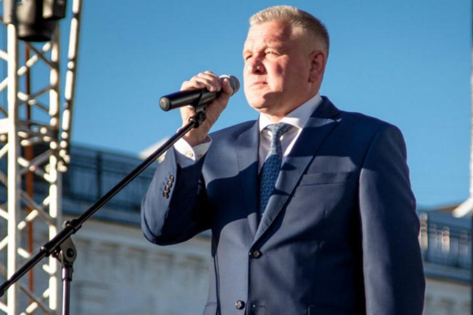 21 ноября 2016 года Юрий Рогачев, год назад избранный главой города Тамбова, решением внеочередного заседания Тамбовской городской Думы освобожден от занимаемой должности.