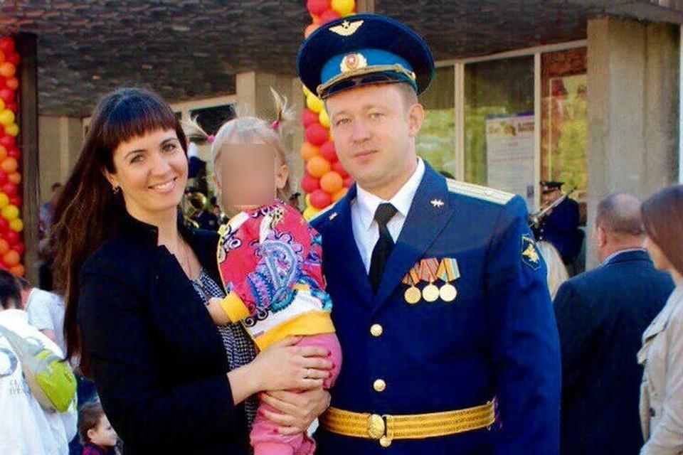 У Романа Волкова был крепкая семья.