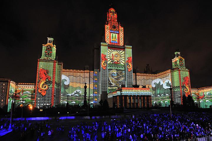 VI Московский международный фестиваль «Круг света» попал в Книгу рекордов Гиннеса