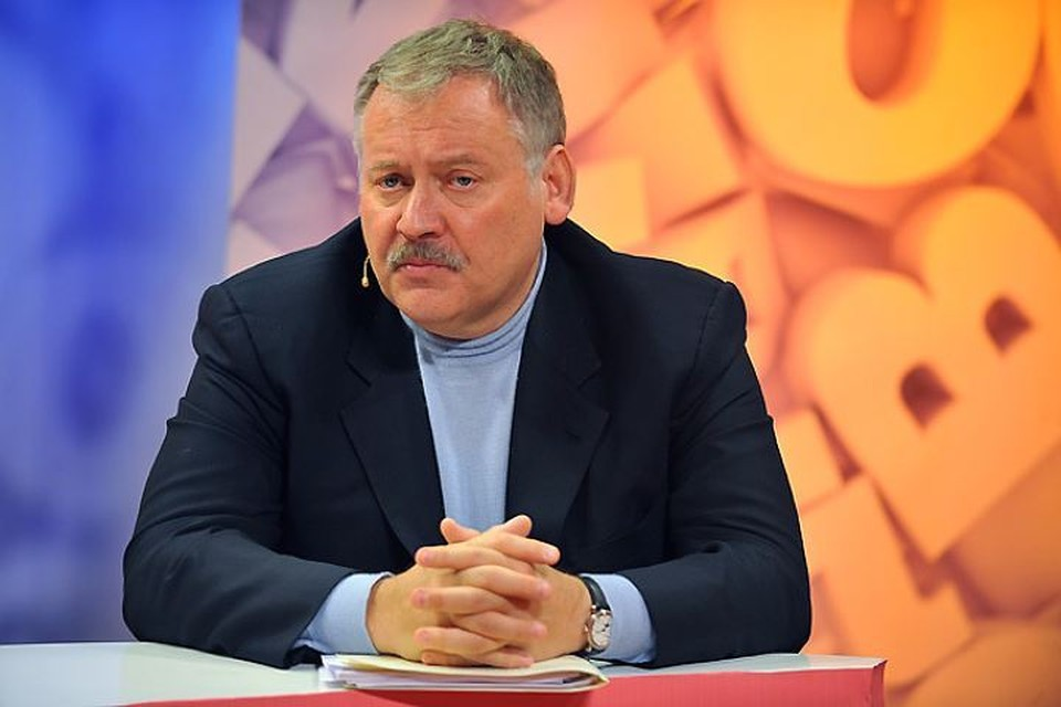 Директор Института стран СНГ, депутата Госдумы Константин Затулин