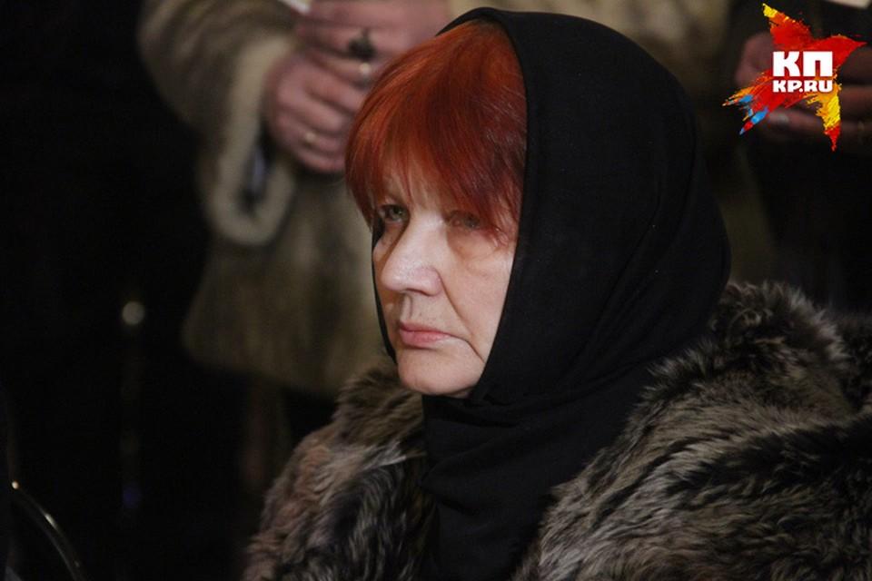 Рената Савельева потеряла единственного сына.