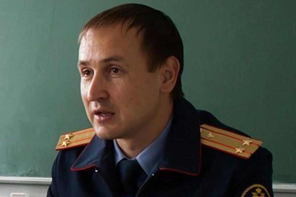 Игорь Должинин. Фото: www.stav.ranepa.ru