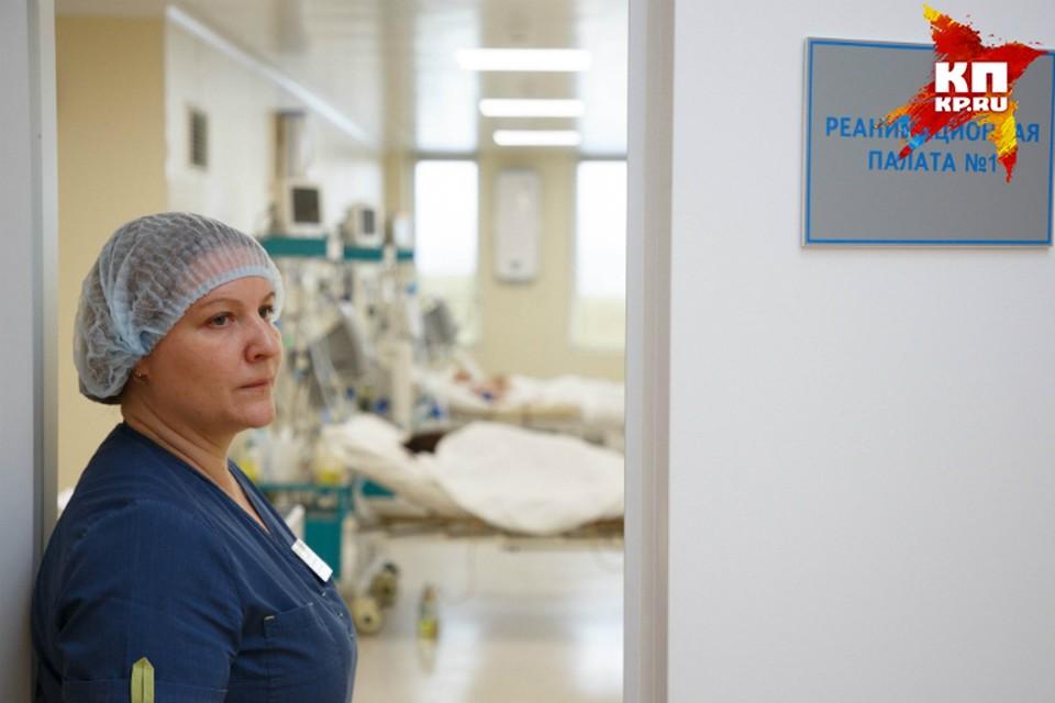 Каждый день в приемный покой привозят 250-270 пациентов
