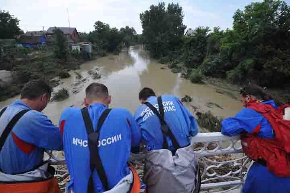 Спасатели Кубани готовы к любым ЧС