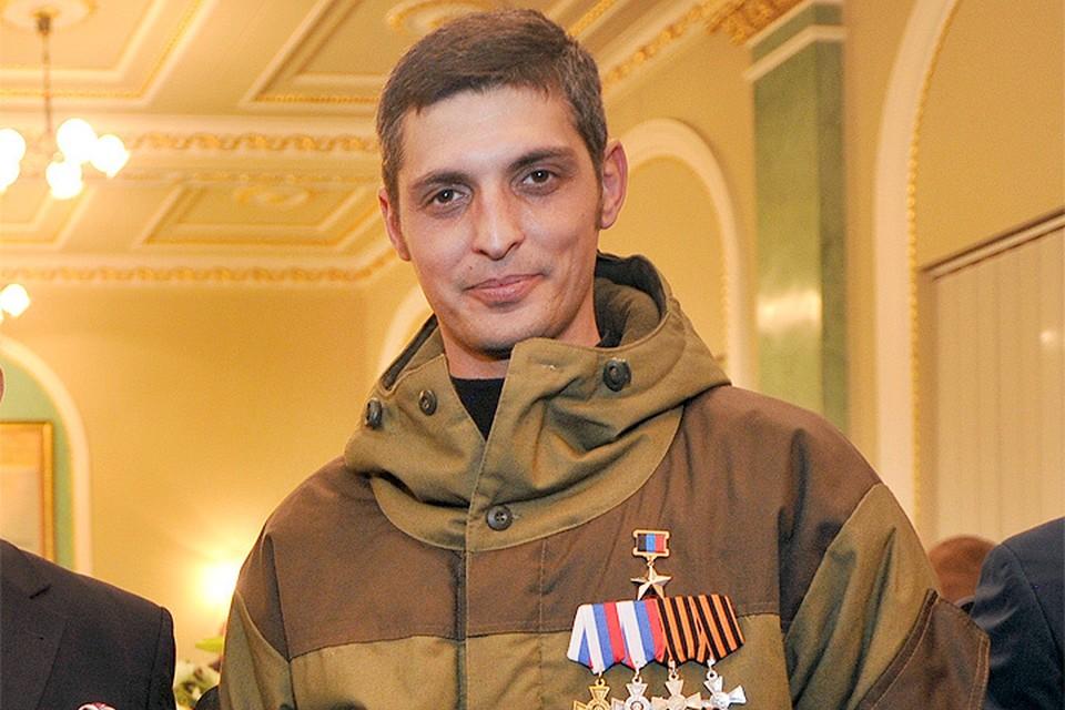 """Командир батальона ДНР """"Сомали"""" Гиви"""