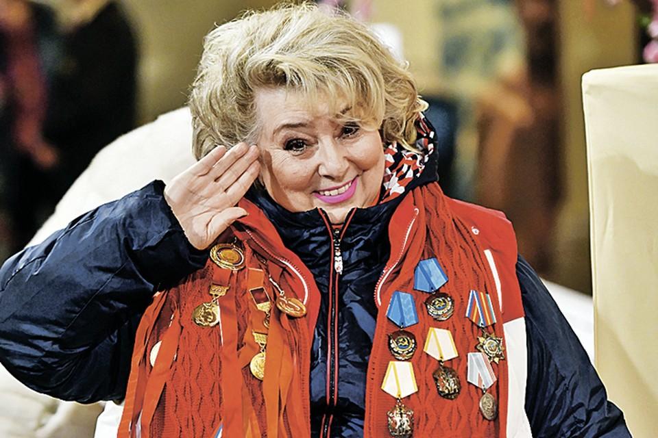 Татьяна Анатольевна - генералиссимус фигурного катания.