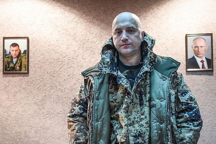 Захар Прилепин решил кратко ответить на многочисленные вопросы о его решении создать батальон в ДНР.