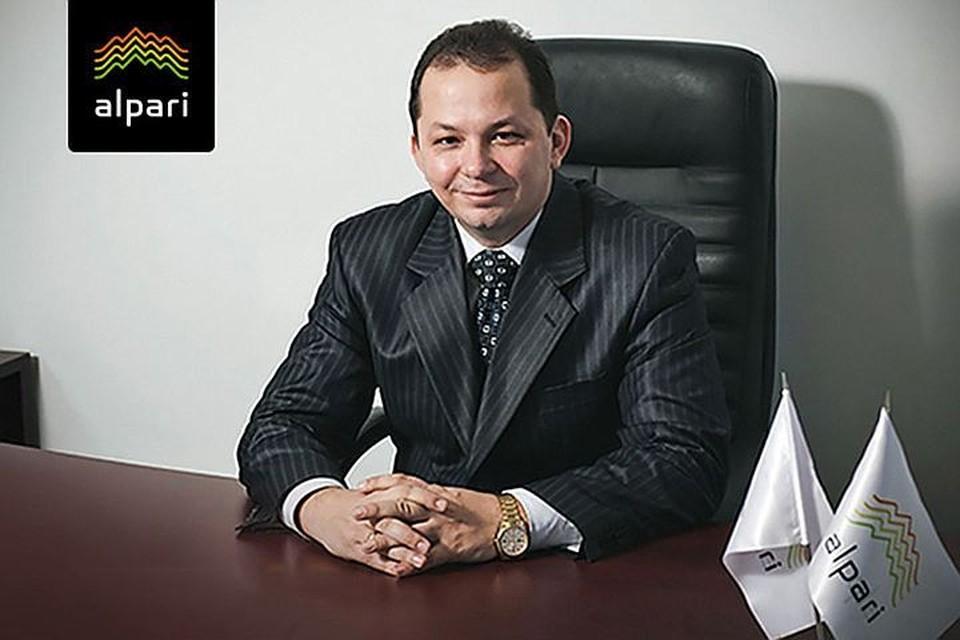"Александр Сабодин, директор ООО ""Альпари Евразия"""
