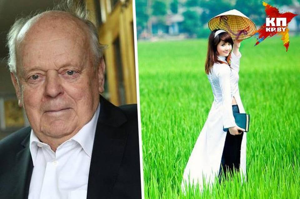 """Станислав Шушкевич откровенно рассказал белорусской """"Комсомолке"""" о личном: любви, женщинах и мужских желаниях."""