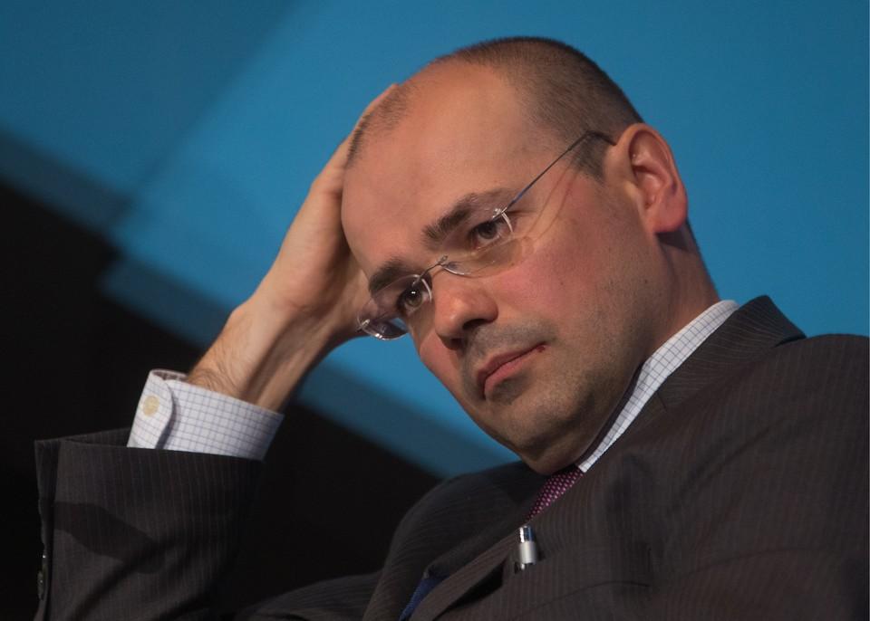 Константин Симонов, руководитель Фонда энергетической безопасности. Фото: Илья ПИТАЛЕВ/ТАСС