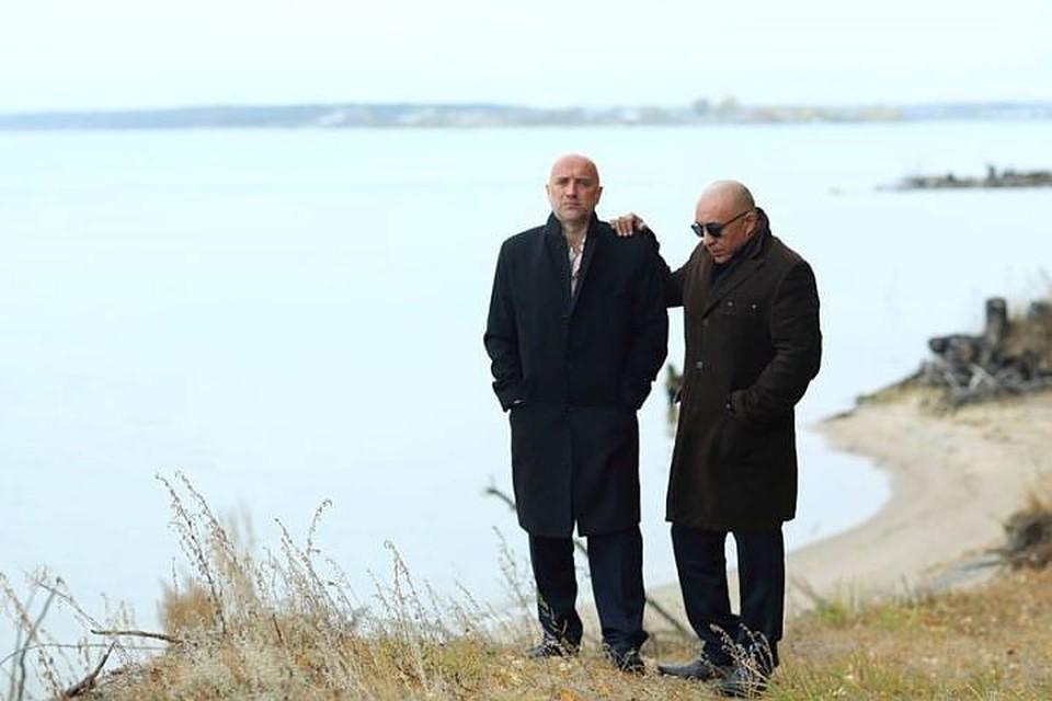 Главные роли в картине исполнили Захар Прилепин и Артур Согоян. Фото: продюсерский центр «1 февраля»