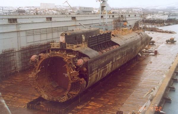 видео неудача подводных лодок