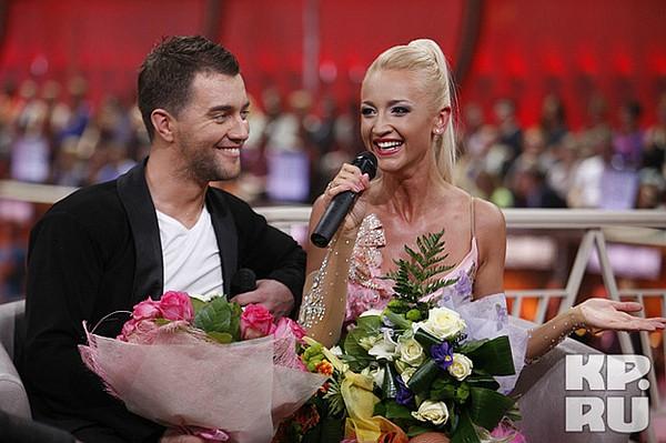 Танцы со звездами 2012 участники