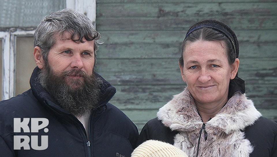 Терентий и Ксения Мурачевы