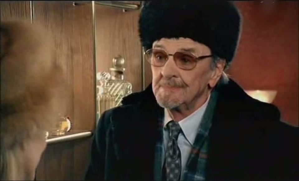 "Кадр из фильма ""1-й Скорый"""