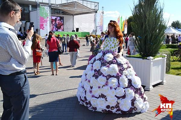 Хабаровск: фото с выставки воронеж город сад 2016 достаточно опытные мастеровитые