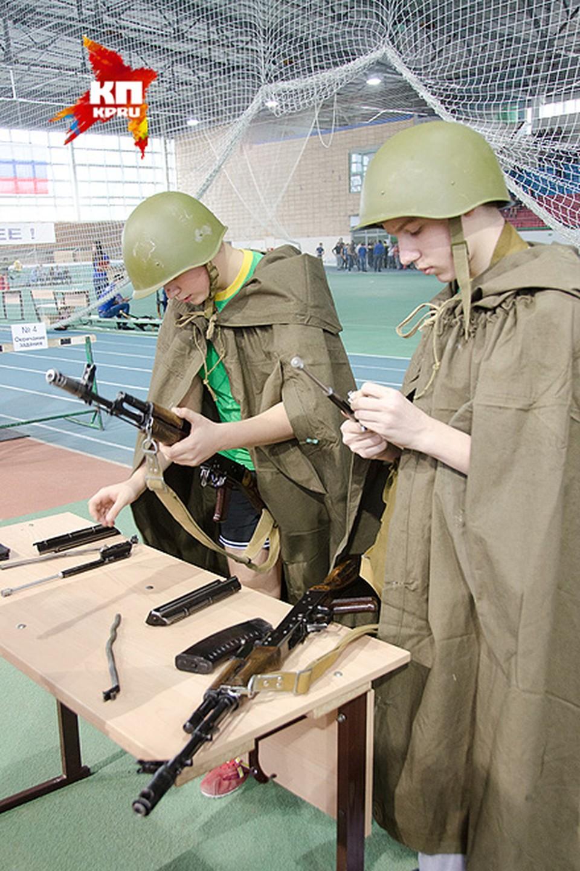 В Волгограде проходит военно-исторический легкоатлетический фестиваль