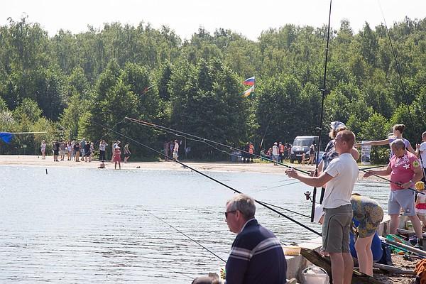 челябинск рыбная ловля  для первом озере челябинск