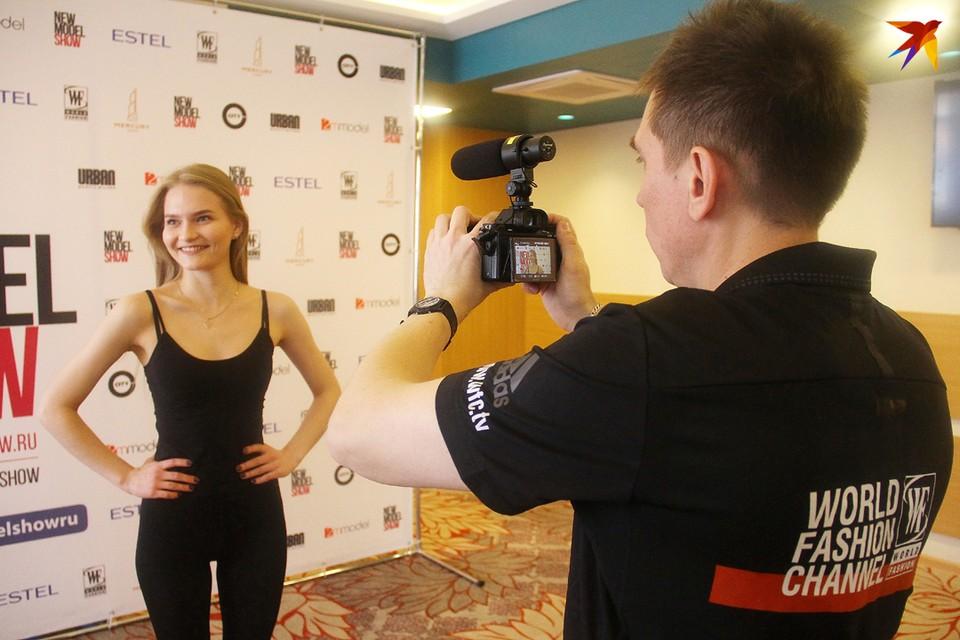Модель Настя Зайка проводит кастинг в Нижнем Новгороде