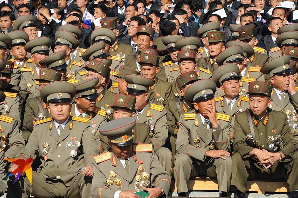 В Пхеньяне отмечают 70-летие основания КНДР
