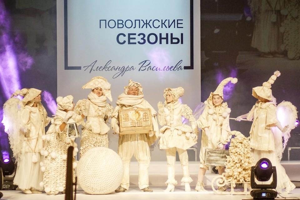 Поволжские сезоны Александра Васильева-2018