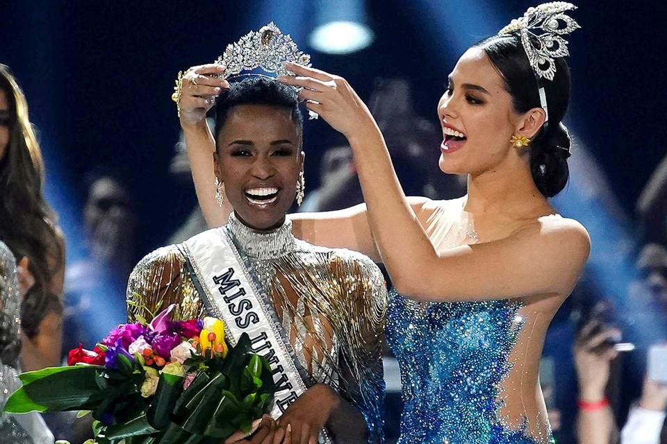 Обладательницей титула «Мисс Вселенная 2019» стала 26-летняя Зозибини Тунци из ЮАР.