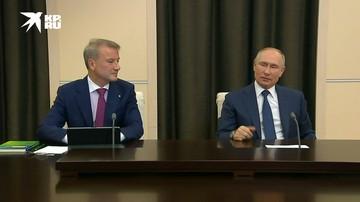 Путин: на интернет должны распространяться все правила этических норм, выработанные тысячелетиями
