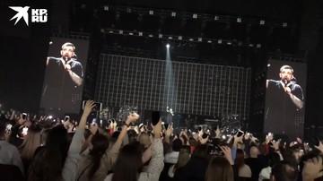 Суд оштрафовал Ледовый дворец на 480 тысяч за нарушение санитарных норм на концерте Басты