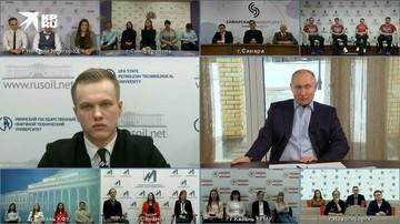 """""""Скучно, девочки"""": Путин прокомментировал расследование Навального"""