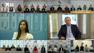 Путин прокомментировал акции 23 января: Все можно делать, но не выходя за рамки закона.