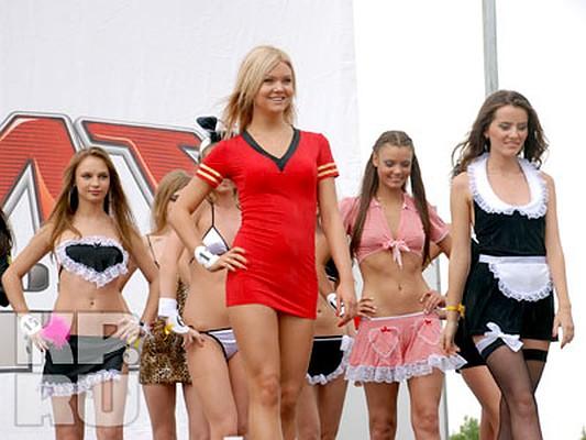 Мисс бикини 2009 нашлась