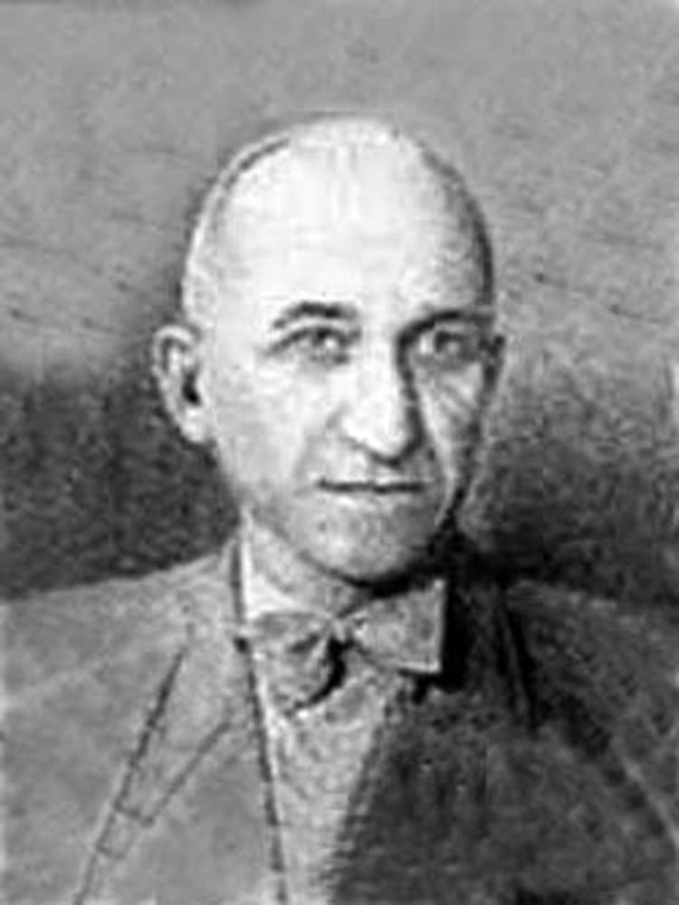 Сергей Алымов.