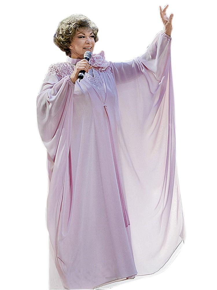 Эдита Пьеха принципиально отказалась участвовать всоздании телесериала «Рожденная звездой».