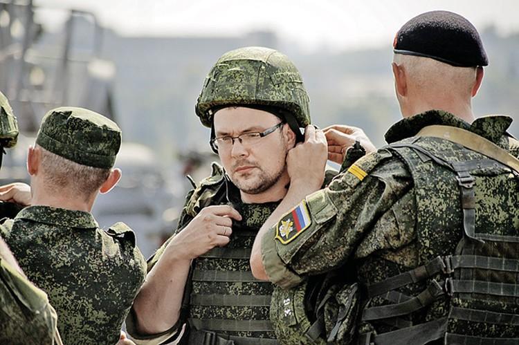 «Я чувствовал себя бессмысленным и слабым - особенно на фоне наших сержантов». Фото: Семен СМОРОДИН