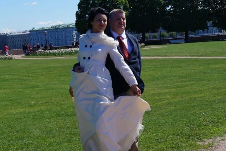 Леонид и Анна поженили около года назад Фото: vk.com/a.pakhar