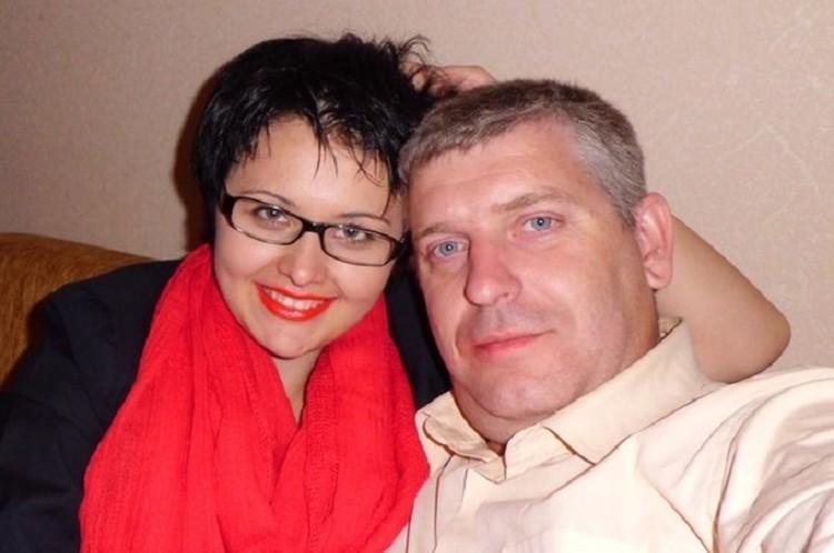 Леонид Мнацаканов и Анна Пахарь прожили вместе всего полгода. Фото: соцсети