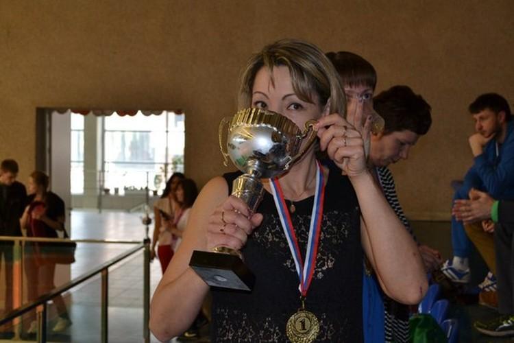 Надежда Пономарева обожала волейбол и постоянно участвовала в соревнованиях. Фото: соцсети