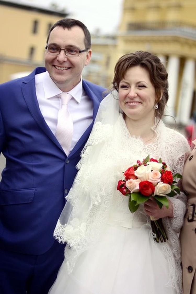 Валерия и Николай поженились месяц назад. Фото: соцсети