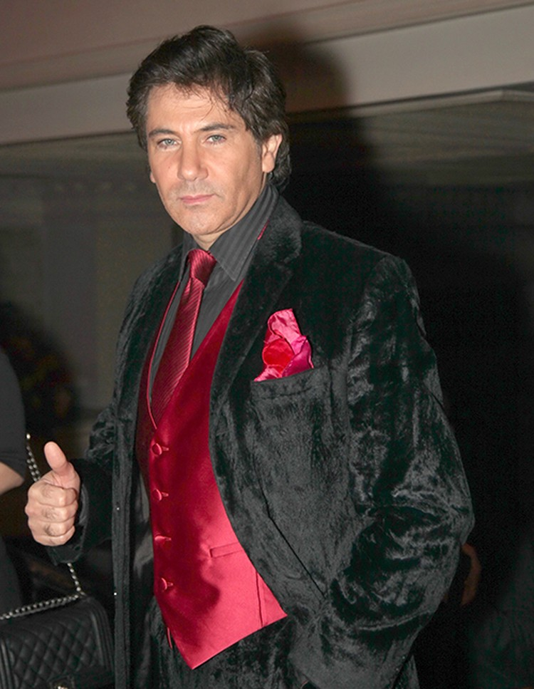 Авраам Руссо, который недавно вернулся в Россию с новыми хитами, получил награду в номинации «Возвращение года»