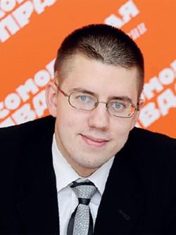 Кандидат медицинских наук Никита Соловей.