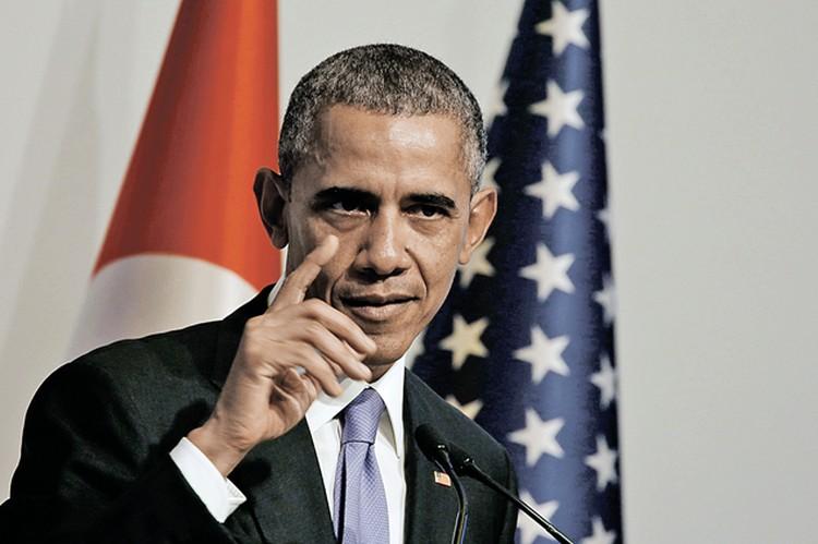 Президент Обама не мытьем, так катаньем  рушит цены на нефть.