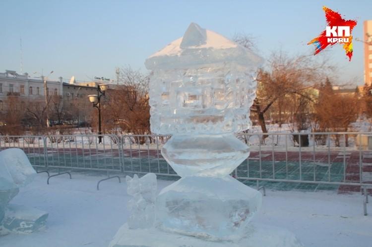Ледяной теремок