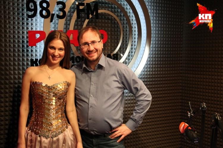 Машани рассказала все тайны ведущему Радио «Комсомольская правда» Вадиму Алексееву.